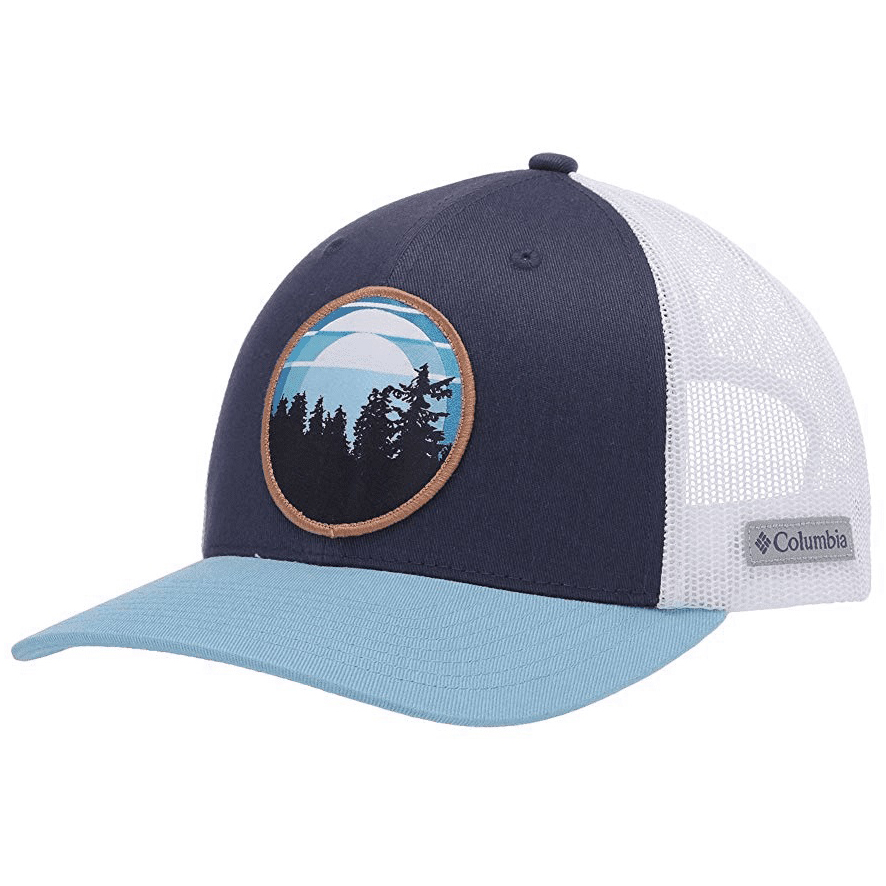 Columbia Women's Snap Back Hat - Blue, ONESIZE