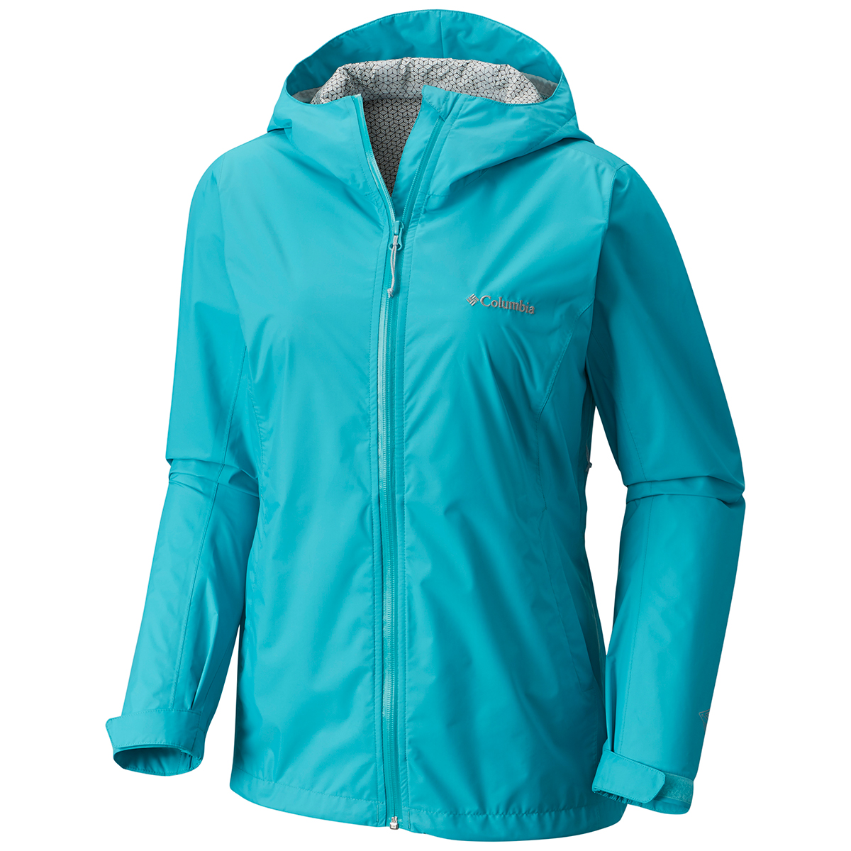 Columbia Women's Evapouration Jacket - Green, M