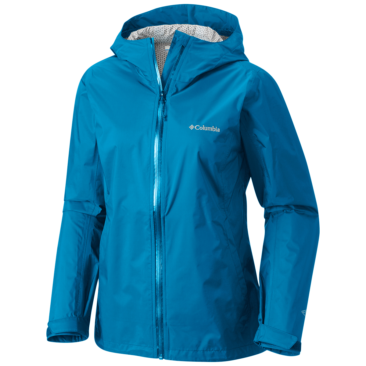 Columbia Women's Evapouration Jacket - Blue, M