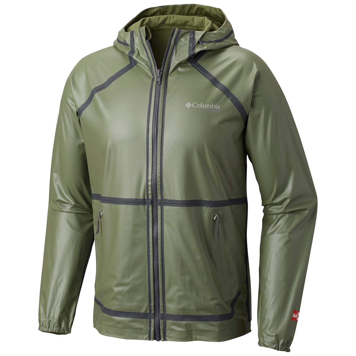 Columbia Men's Outdry Ex Reversible Jacket - Black, S