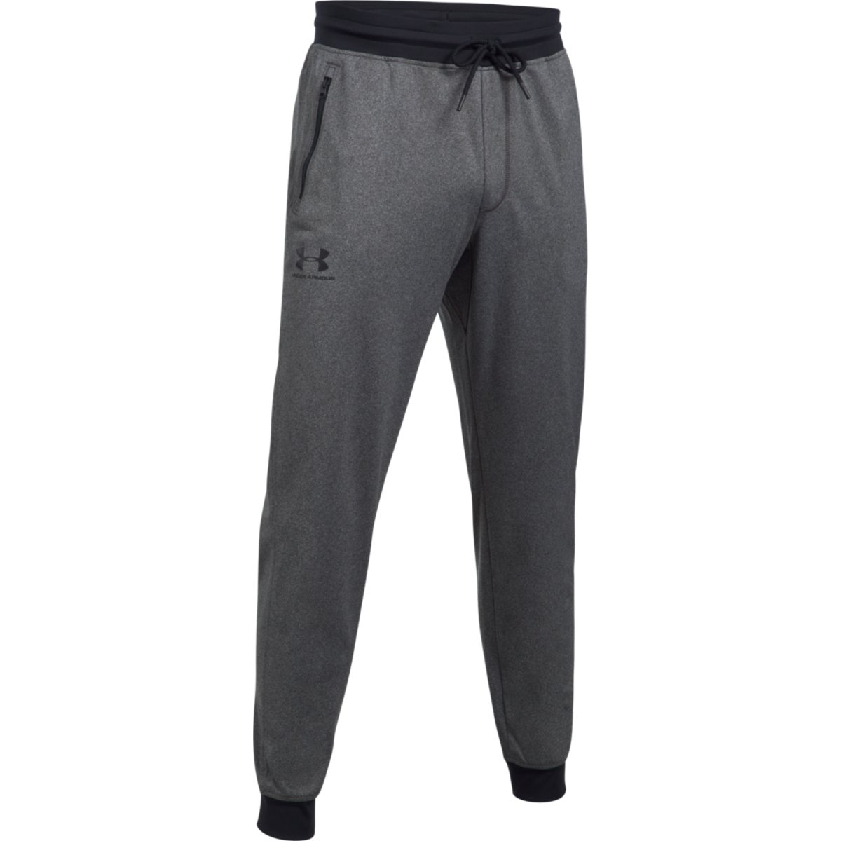 Under Armour Men's Sportstyle Jogger Pants - Black, XXL