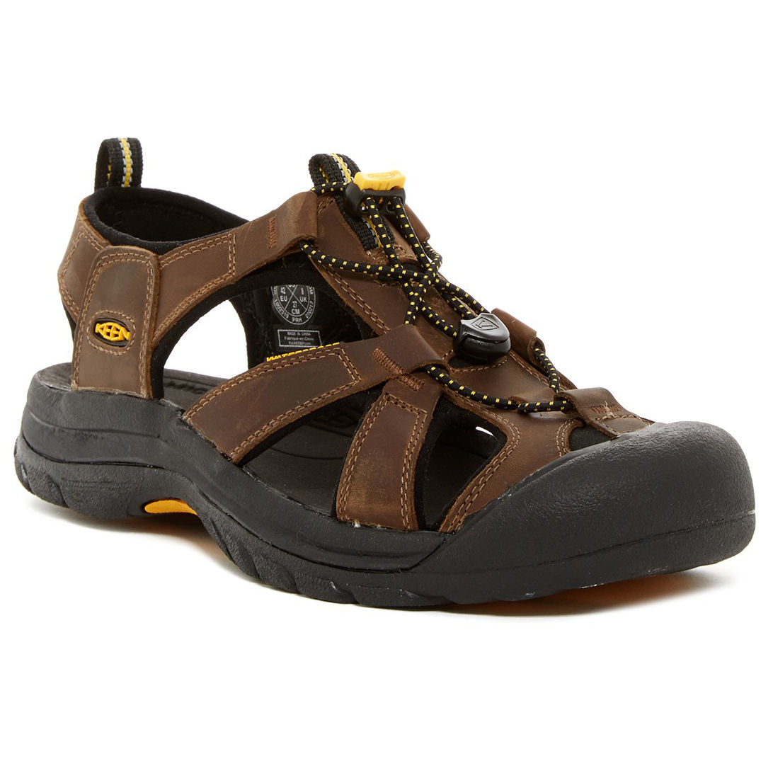 Keen Men's Venice Sandals - Brown, 10