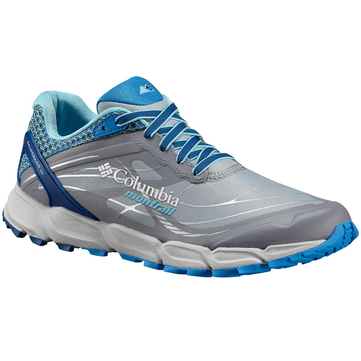 Columbia Women's Caldorado Iii Trail Running Shoes - Black, 9.5