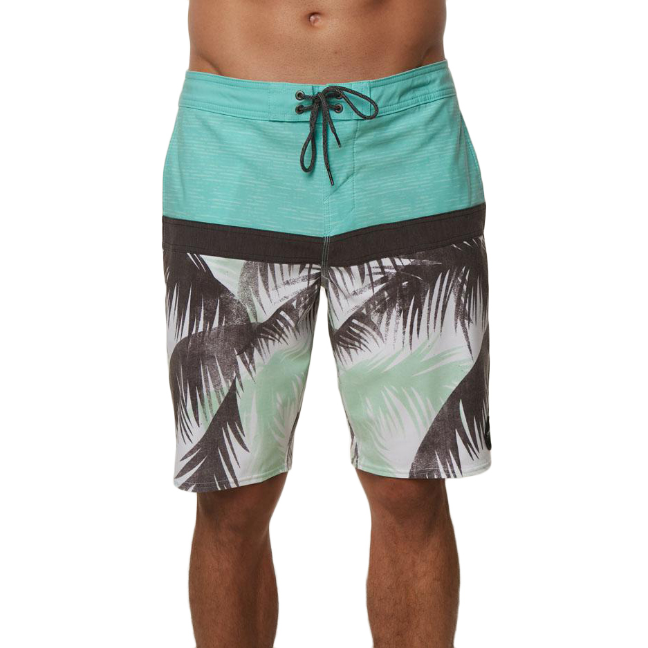 O'neill Men's Breaker Cruzer Boardshorts - Green, 38