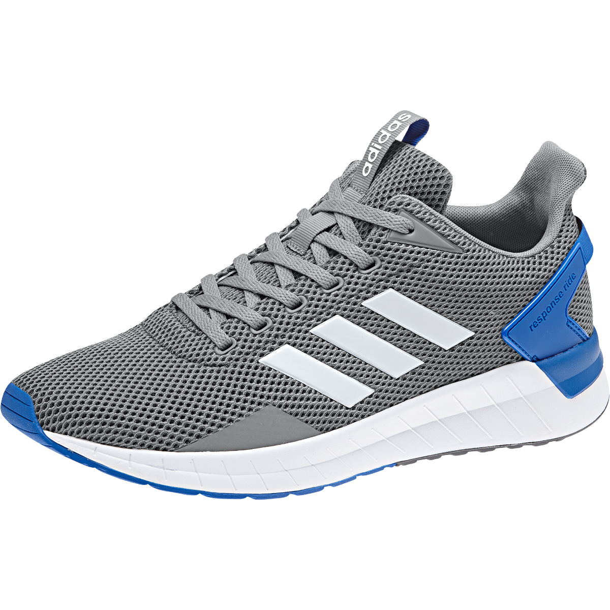 Adidas Men's Questar Ride Running Shoes - Black, 9.5
