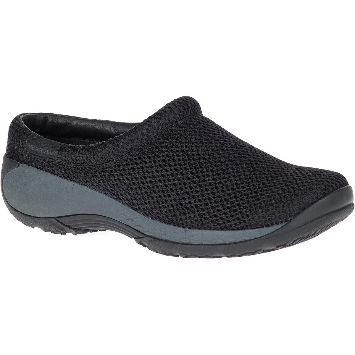 Merrell Women's Encore Q2 Breeze Slip-On Casual Shoes - Black, 7