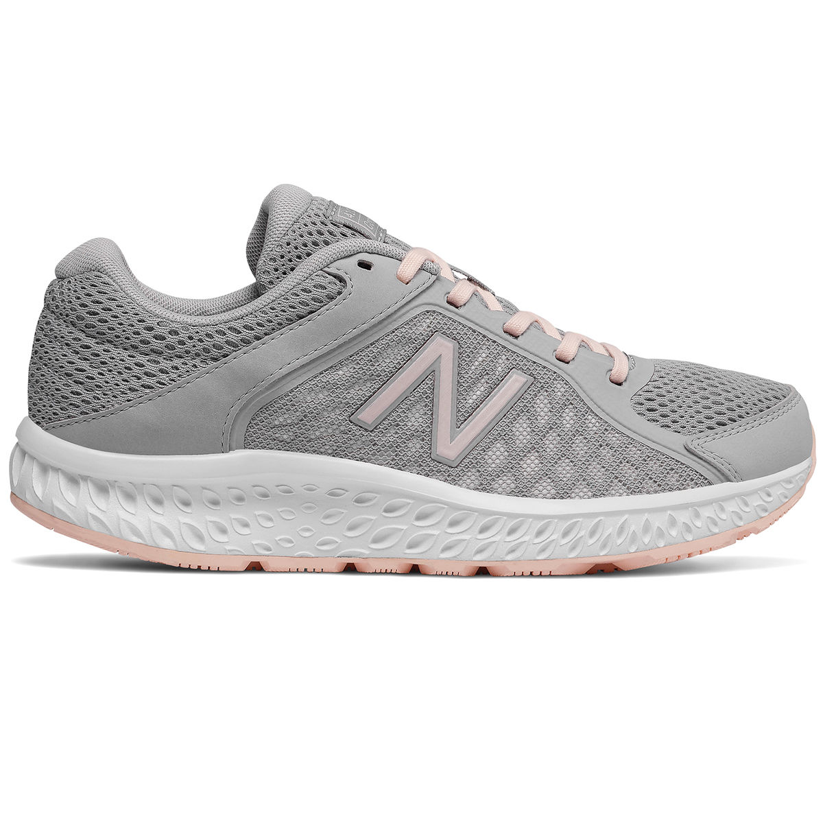 New Balance Women's 420V4 Running Shoes, Wide - Black, 10