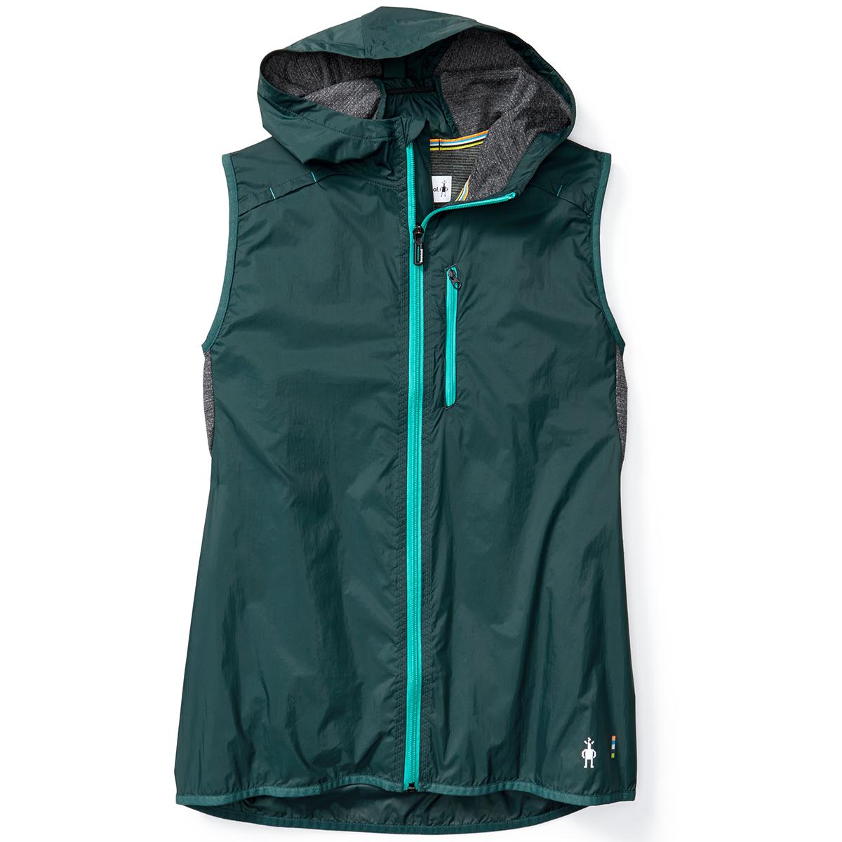 Smartwool Women's Phd Ultra Light Sport Vest - Green, L