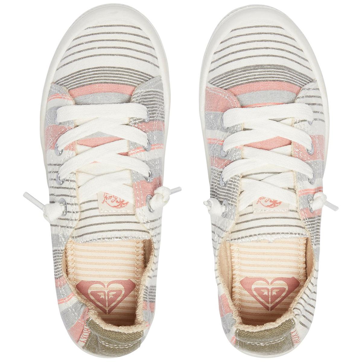 ROXY Girls' Bayshore III Multi-Stripe