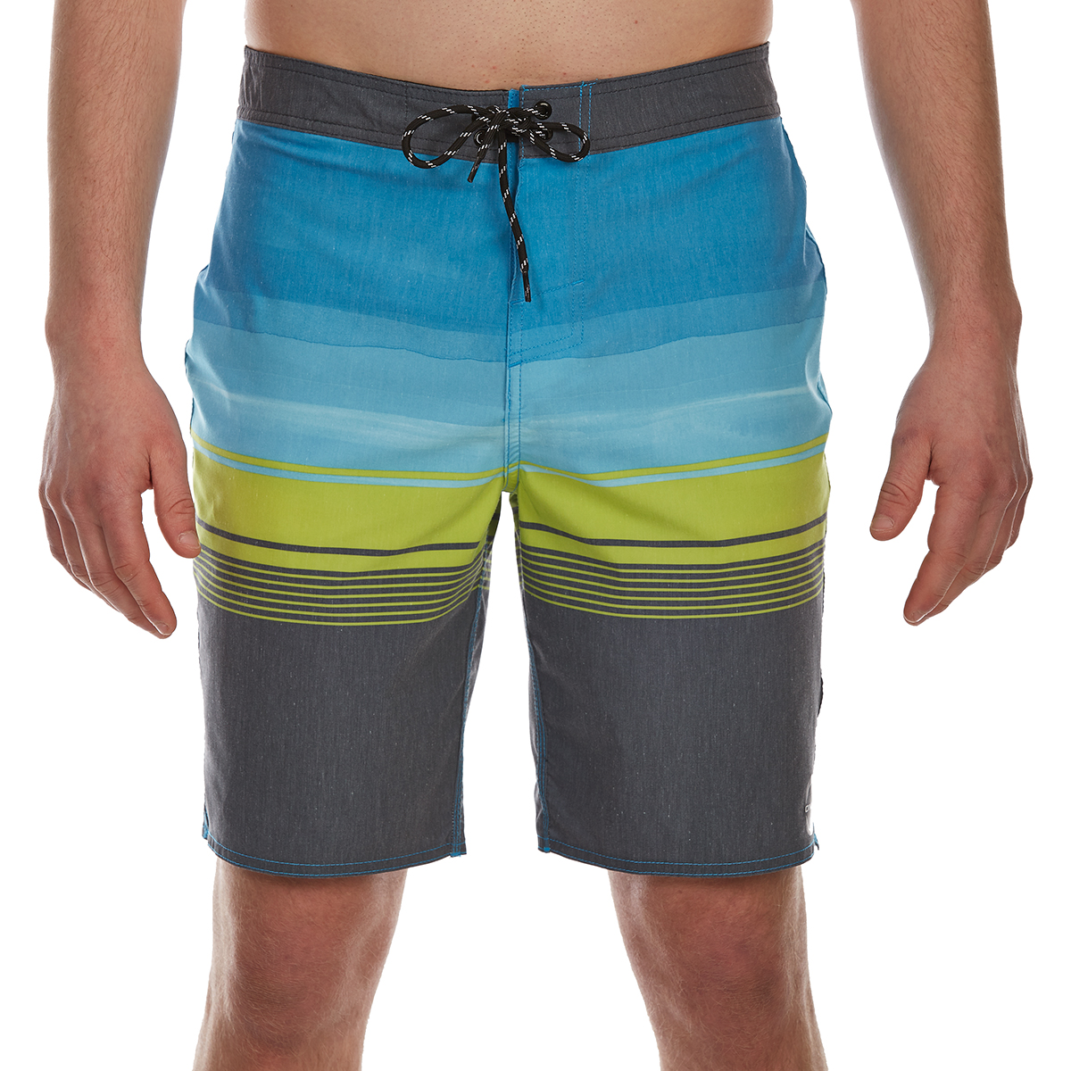 O'neill Guys' Informant Boardshorts - Green, 30