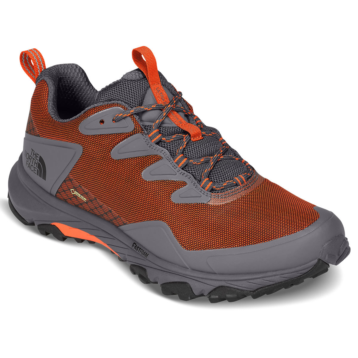 The North Face Men's Ultra Fastpack Iii Gtx Hiking Shoes - Red, 8.5