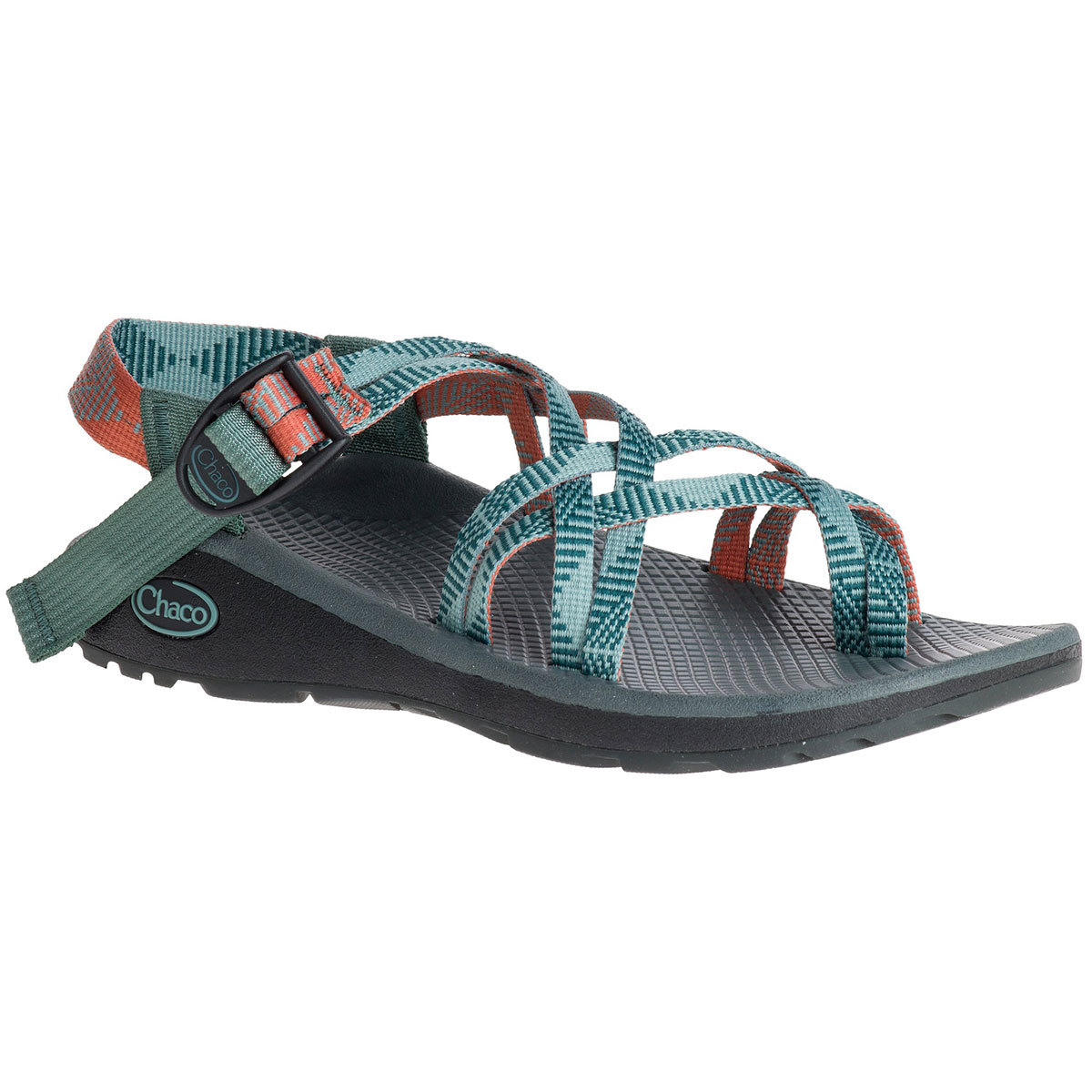 Chaco Women's Z/cloud X2 Sandals - Green, 9