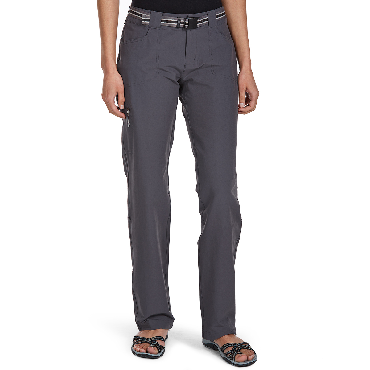 Ems Women's Compass Trek Pants - Black, 6/R