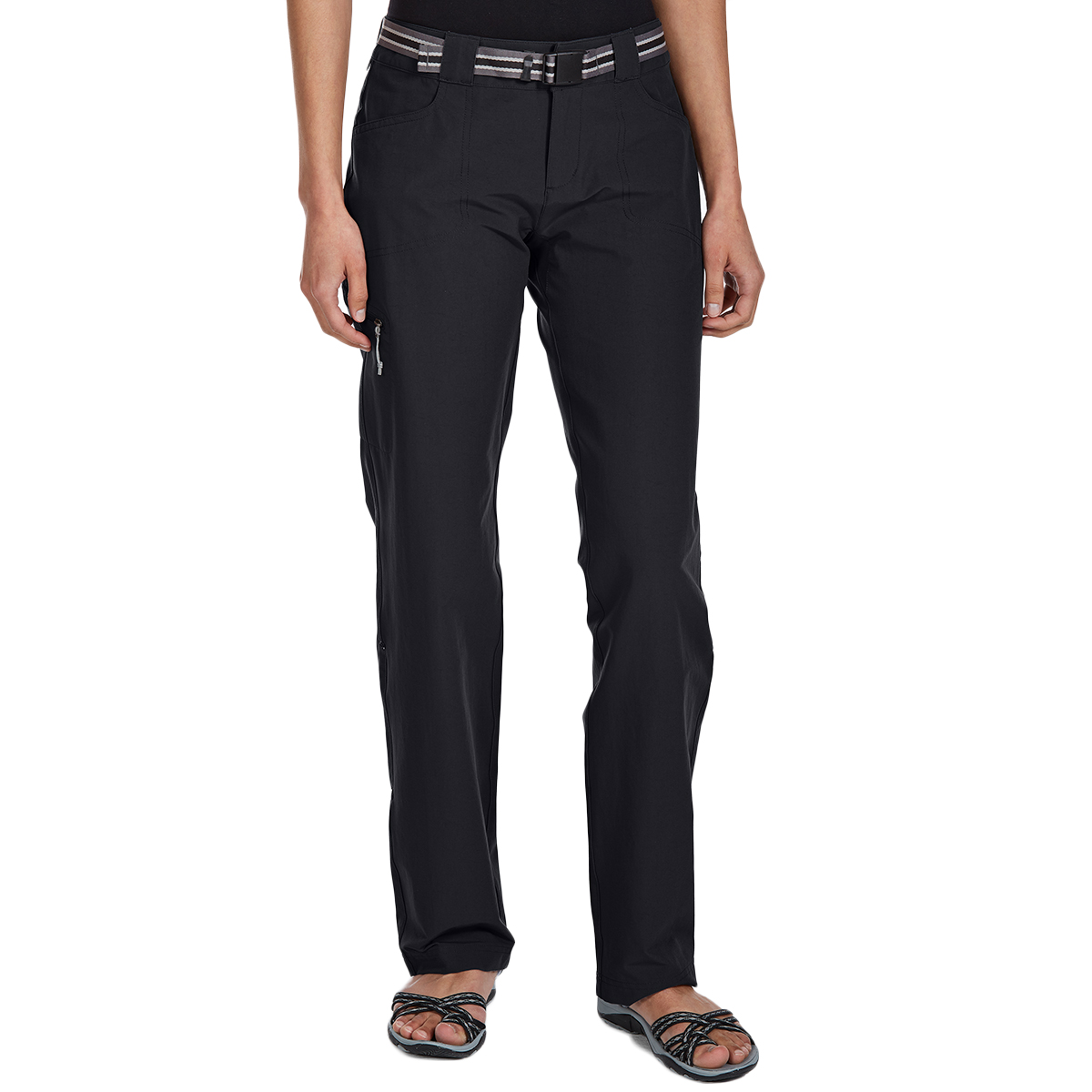 Ems Women's Compass Trek Pants - Black, 2/R