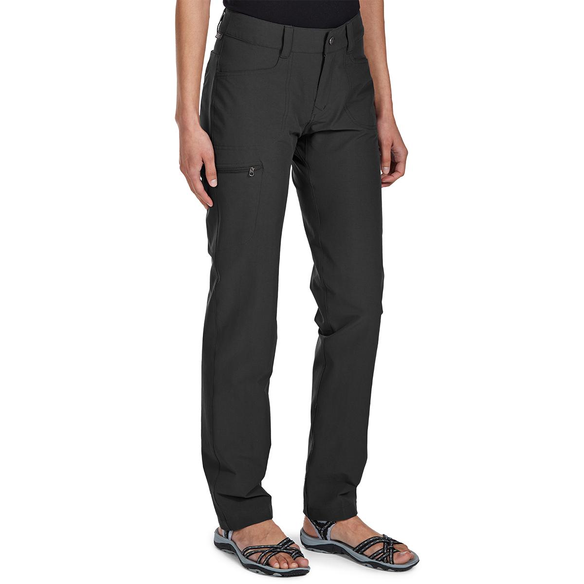 Ems Women's Compass Slim Pants - Black, 0/R