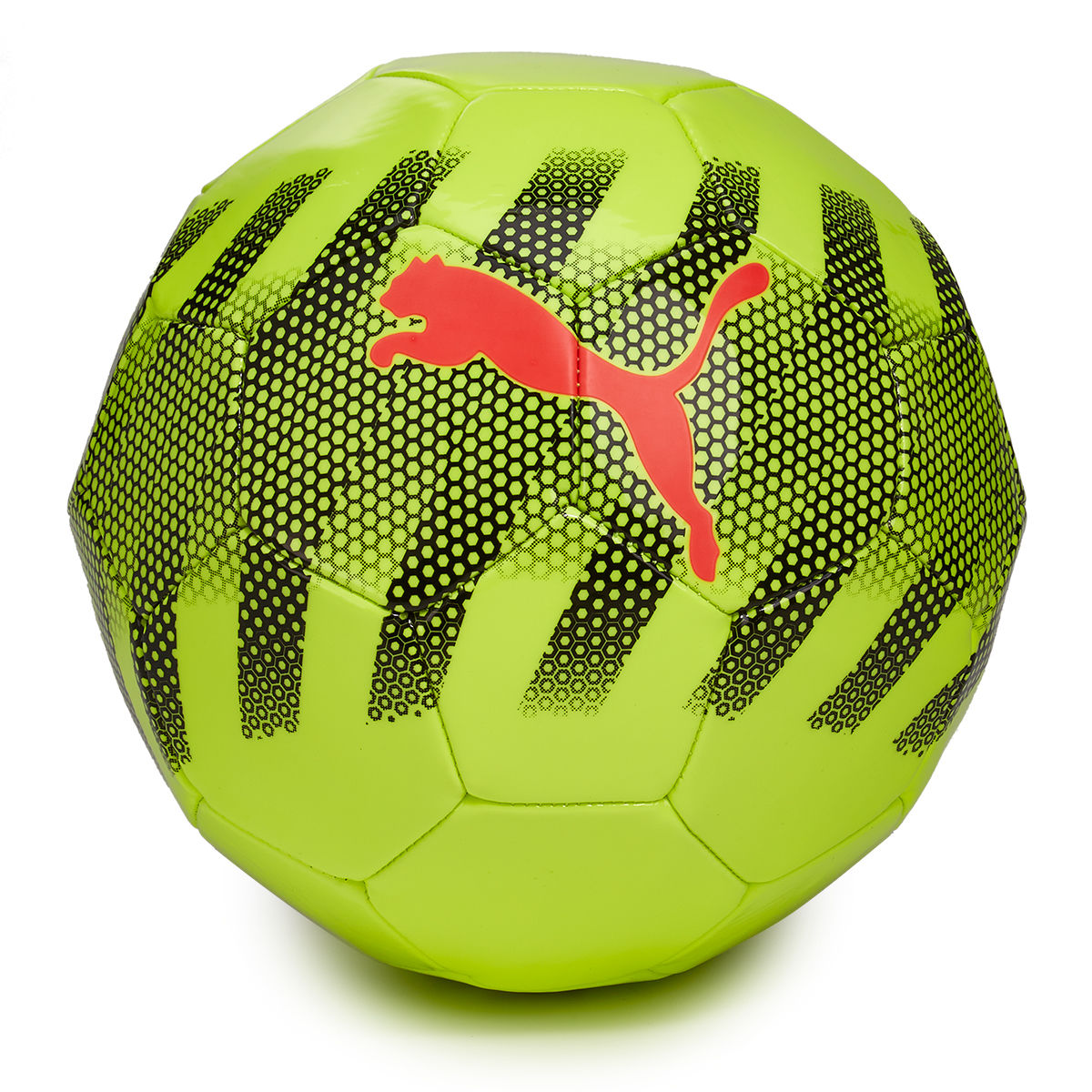 Puma Spirit Soccer Ball - Yellow, 4