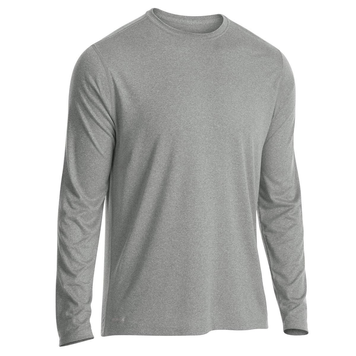 Ems Men's Techwick Essentials Long-Sleeve Shirt - Black, XXL