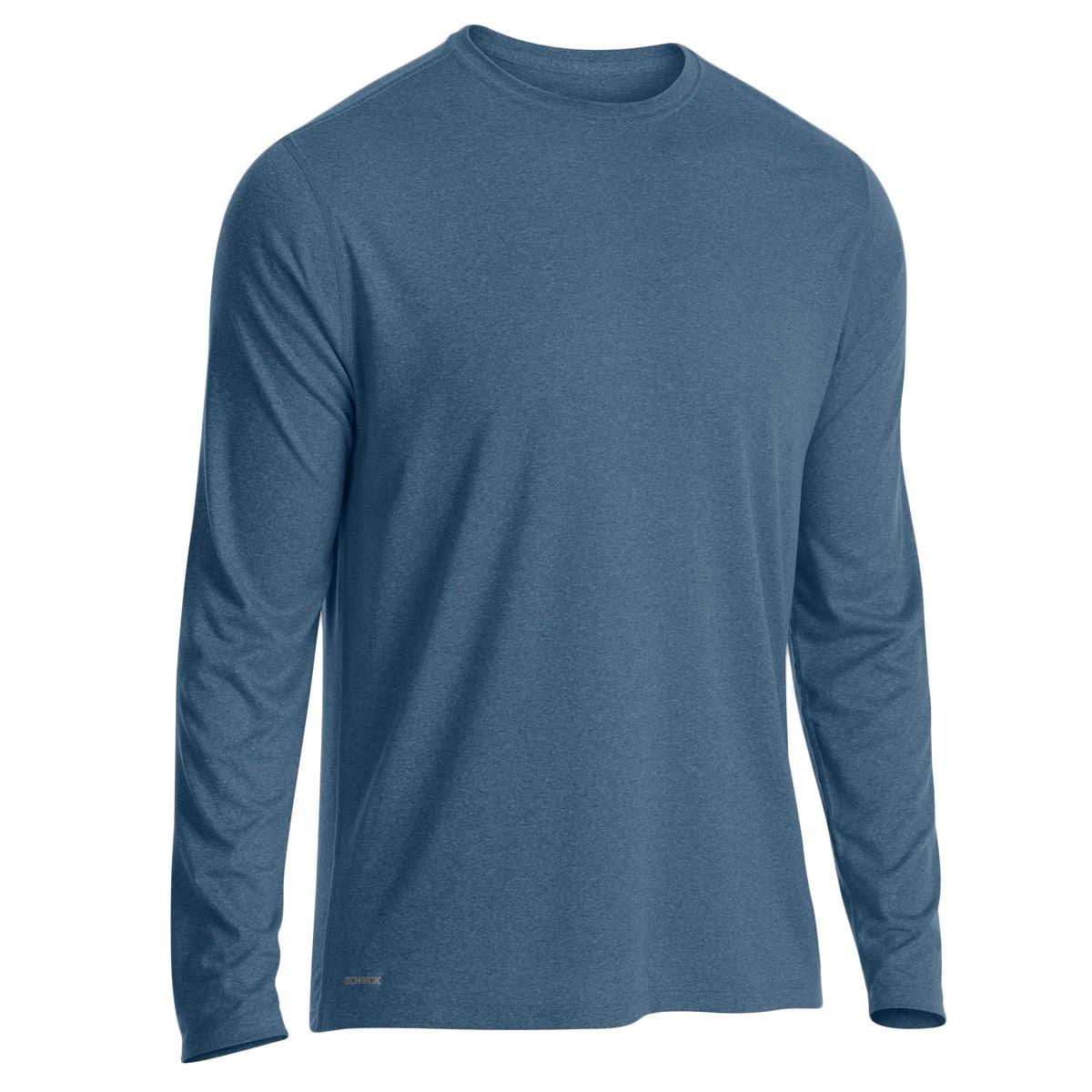 Ems Men's Techwick Essentials Long-Sleeve Shirt - Blue, XXXL