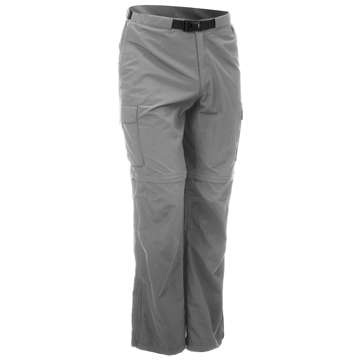 Ems Men's Camp Cargo Zip-Off Pants - White, 38/32