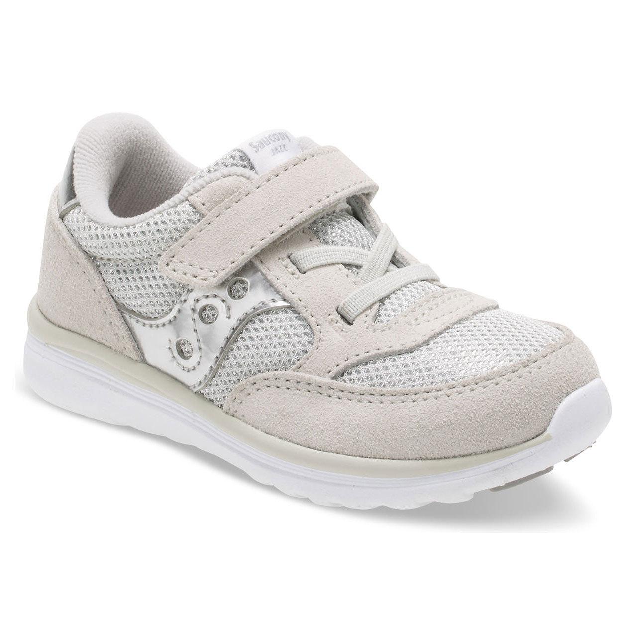 Saucony Toddler Girls' Baby Jazz Lite Sneakers - Black, 5