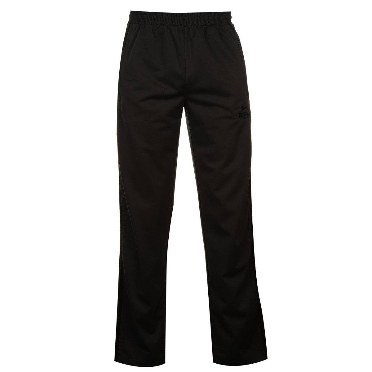 Lonsdale Men's Track Pants - Black, XS