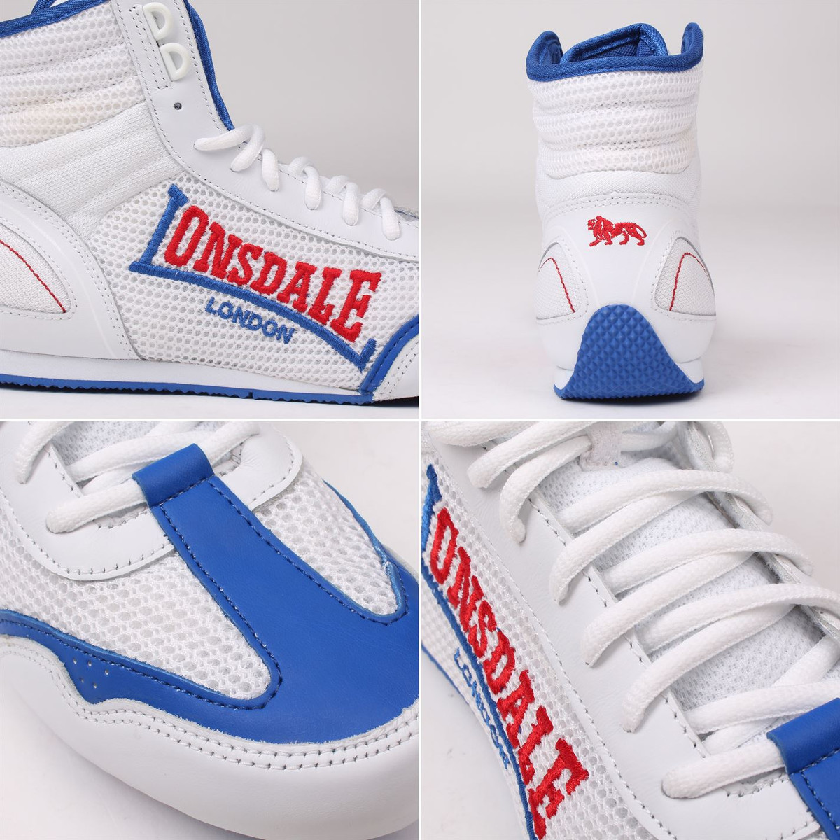 LONSDALE Men's Contender Boxing Boots