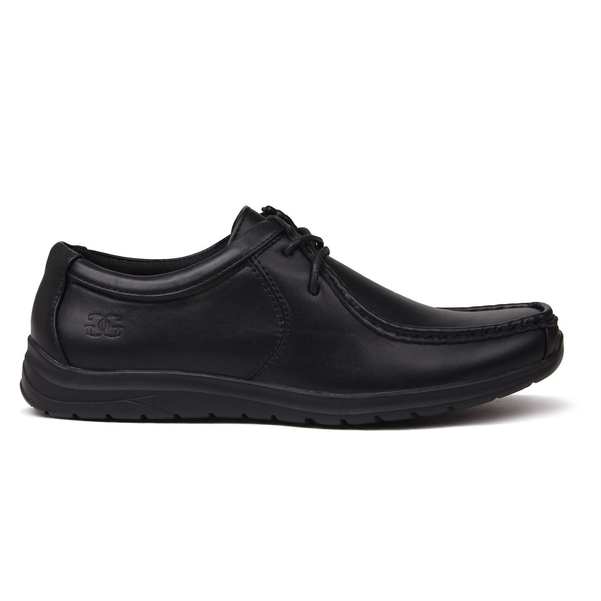 Giorgio Men's Bexley Lace-Up Casual Shoes - Black, 13