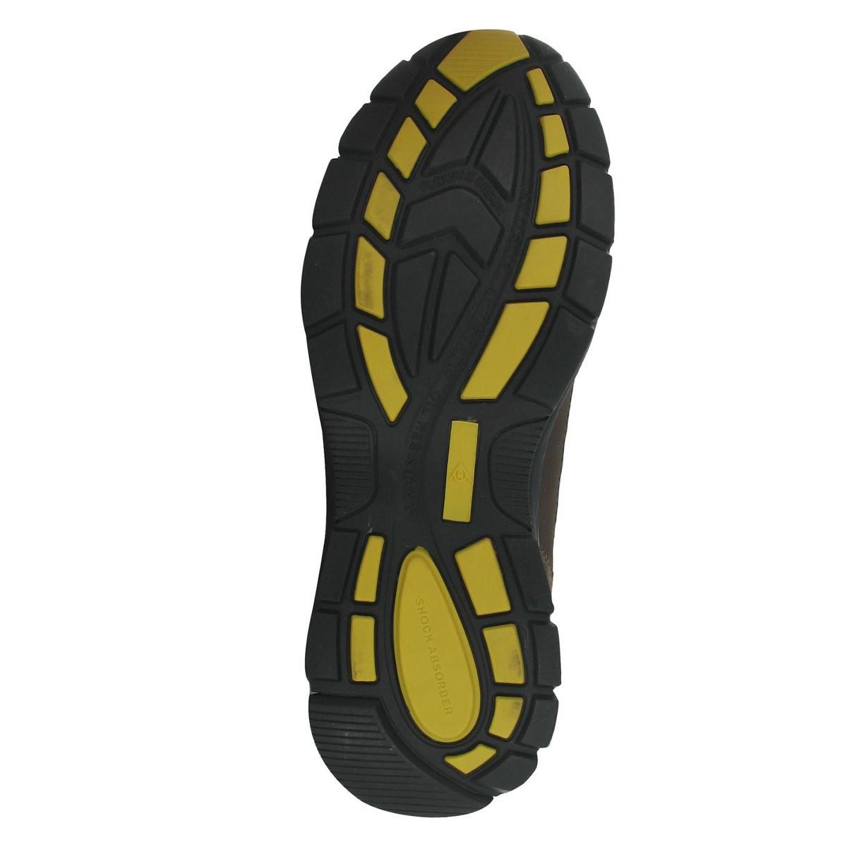 Safety Iowa Steel Toe Work Shoes