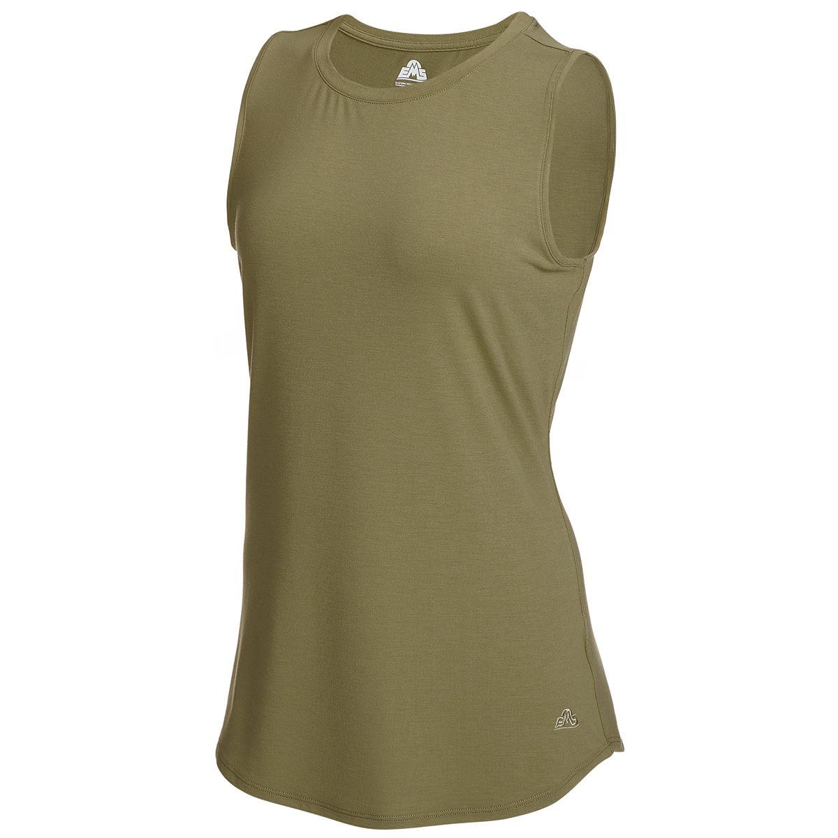Ems Women's Highland Muscle Tank Top - Green, XS