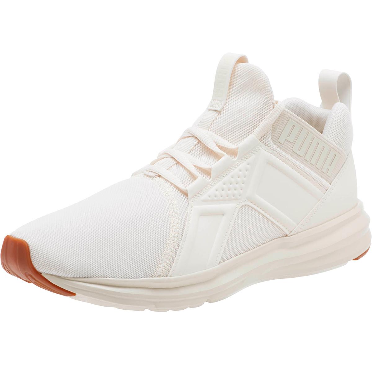 Puma Men's Enzo Running Shoes - White, 13