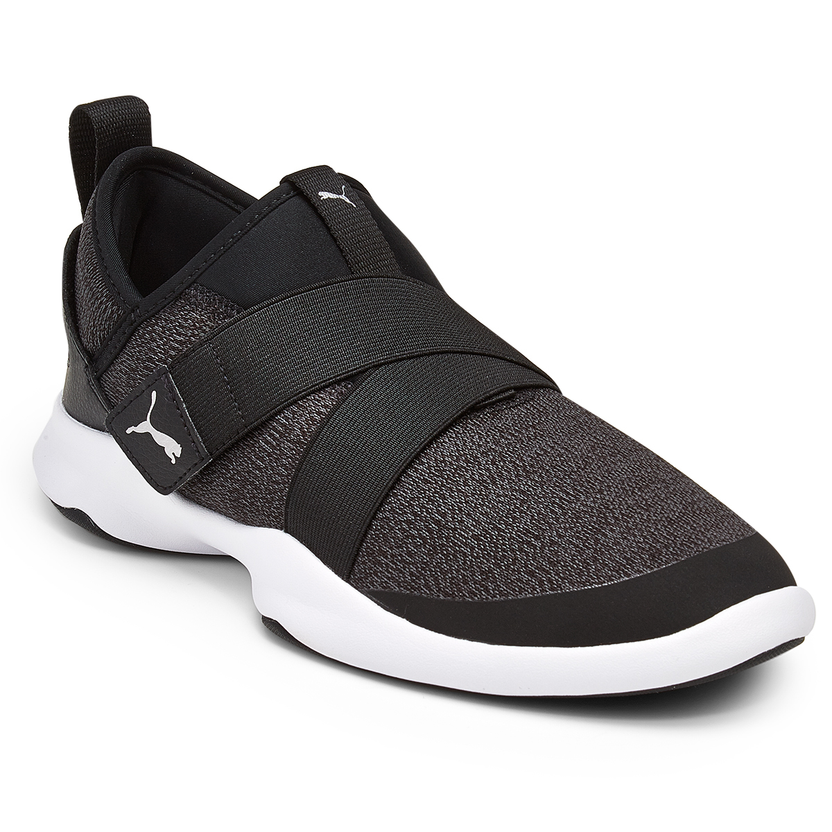 Puma Women's Dare Ac Running Shoes - Black, 7.5