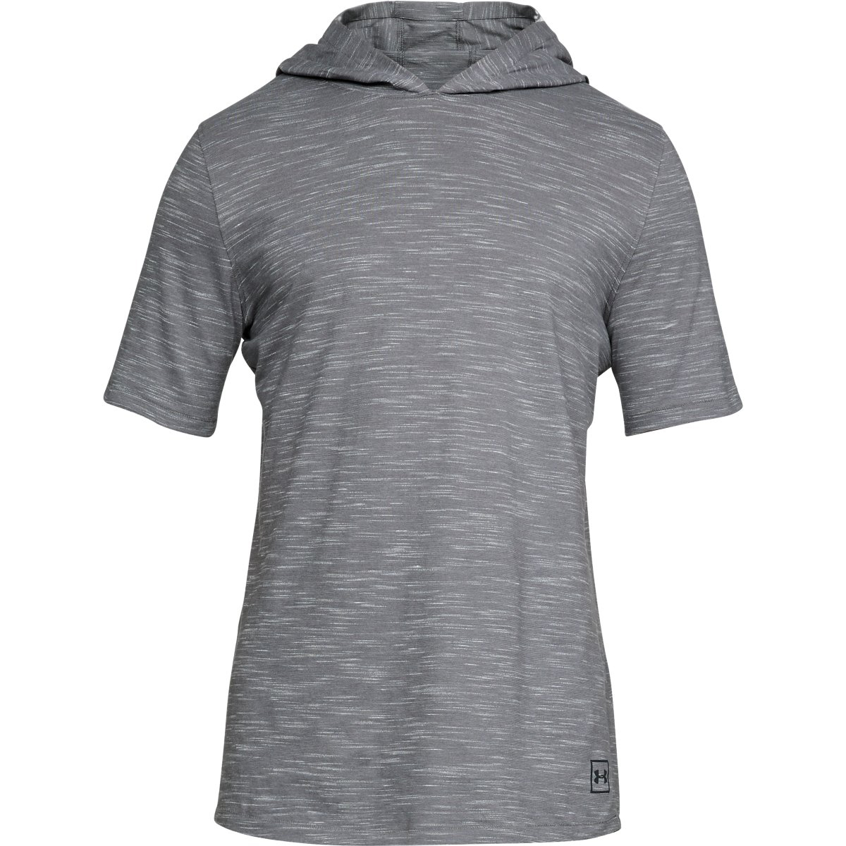 Under Armour Men's Ua Sportstyle Core Short-Sleeve Pullover Hoodie - Black, L