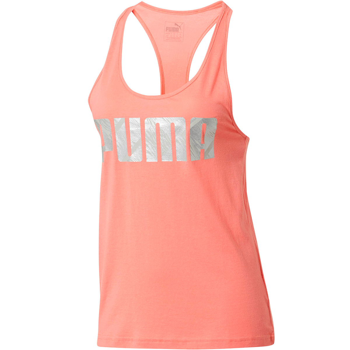Puma Women's Summer Tank Top - Red, M