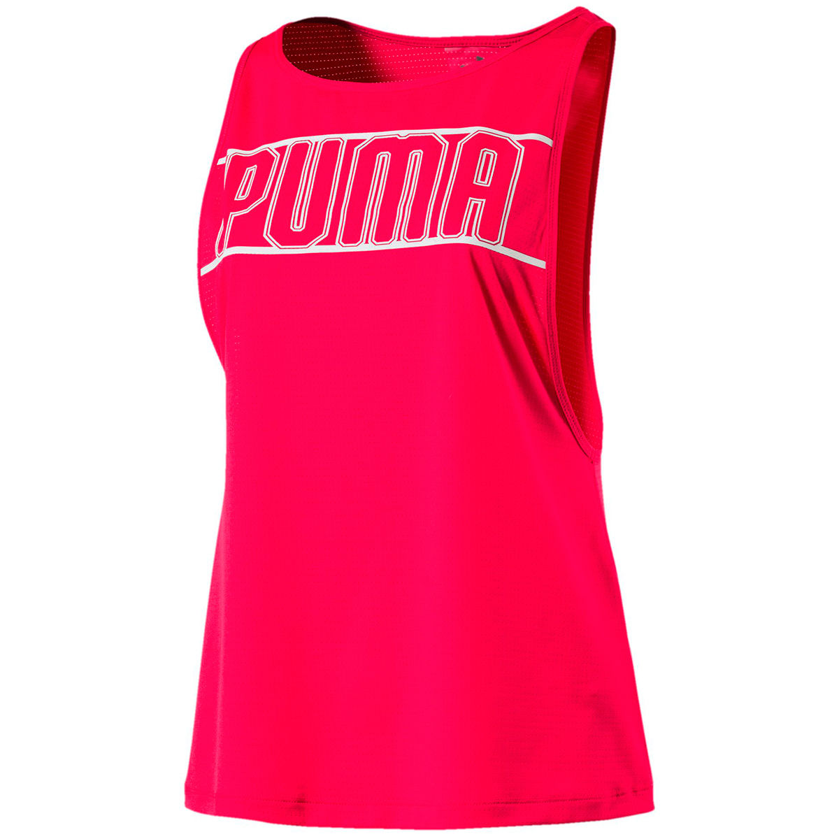 Puma Women's Spark Tank Top - Red, M