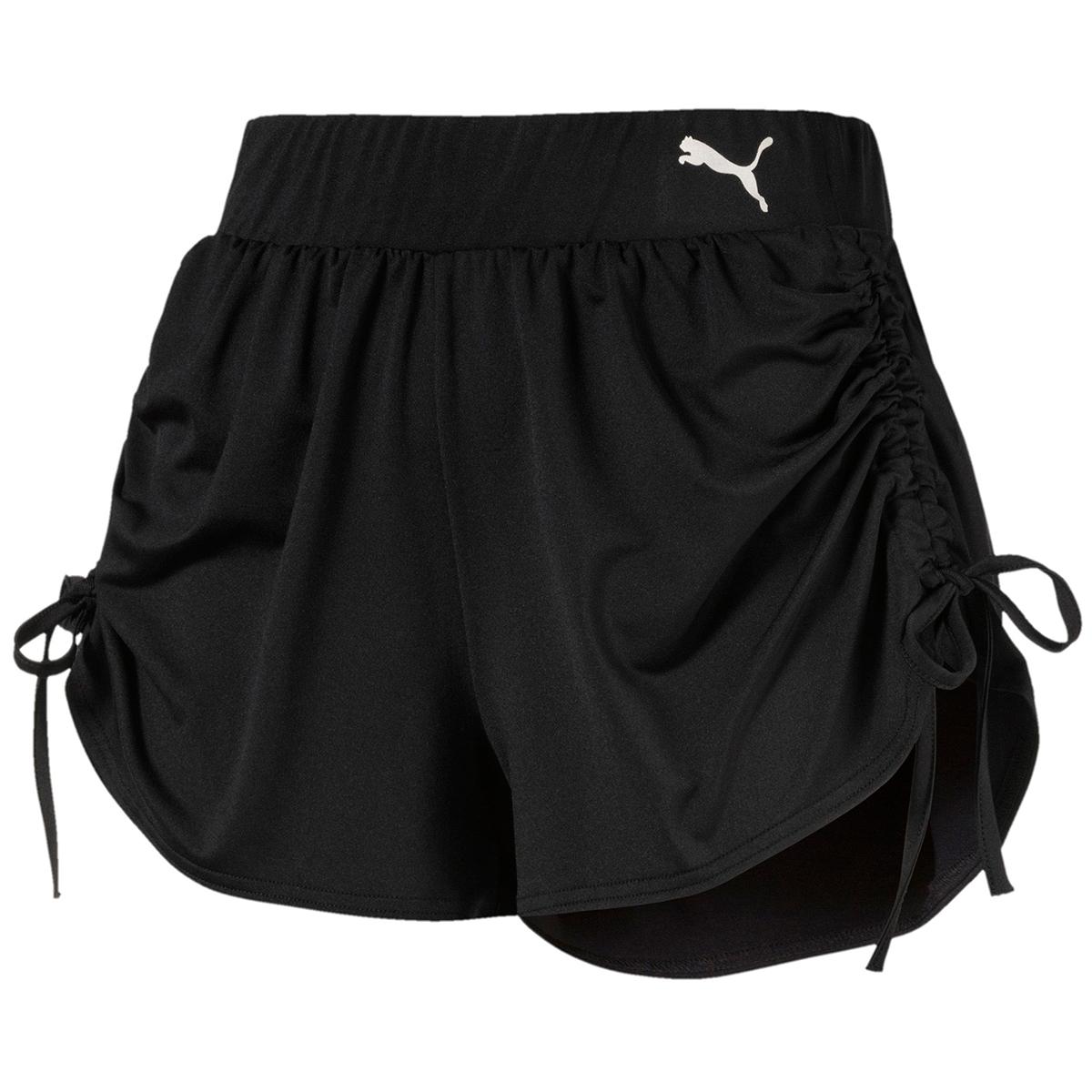 Puma Women's Transition Shorts - Black, XL