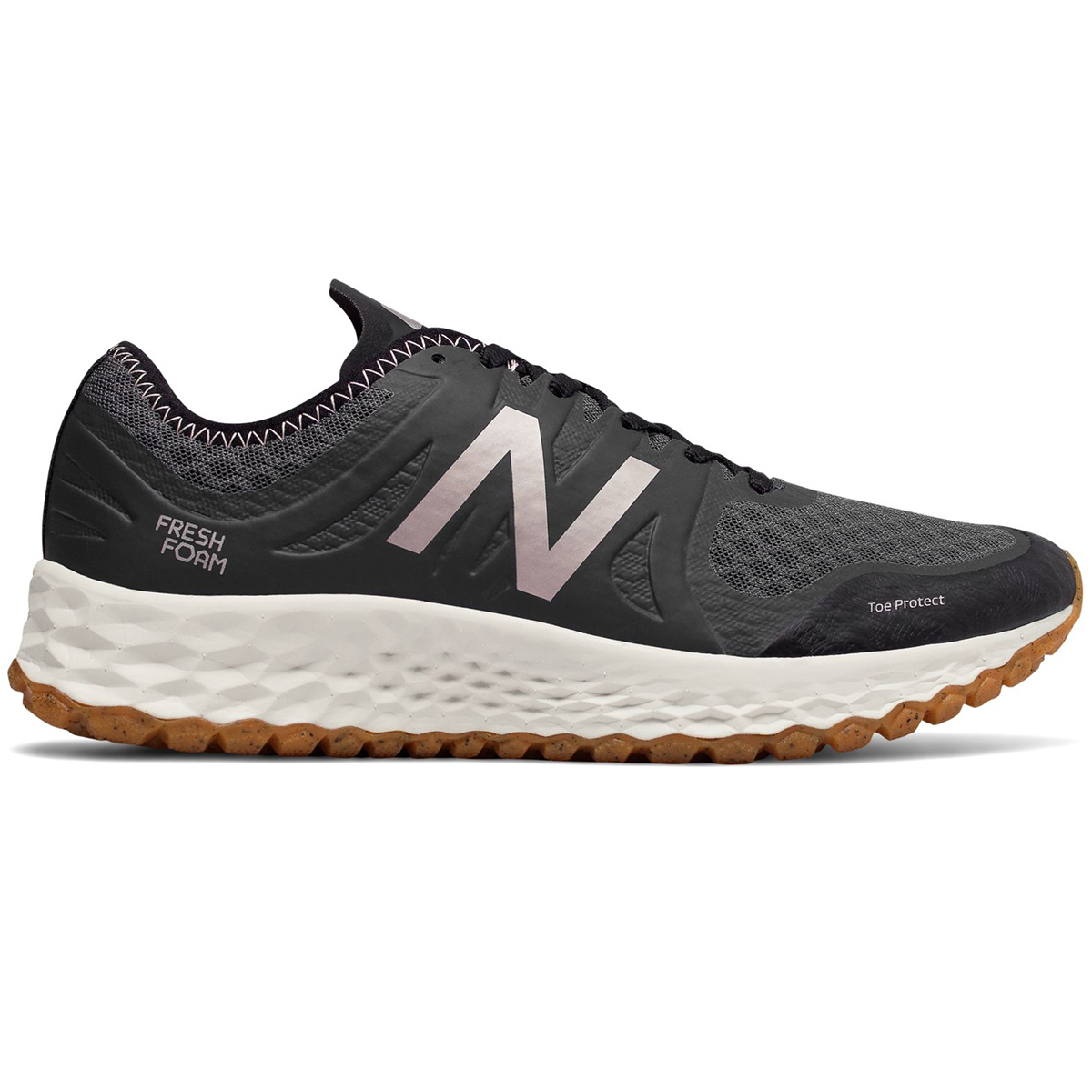 New Balance Women's Fresh Foam Kaymin Trl Trail Running Shoes - Black, 9.5