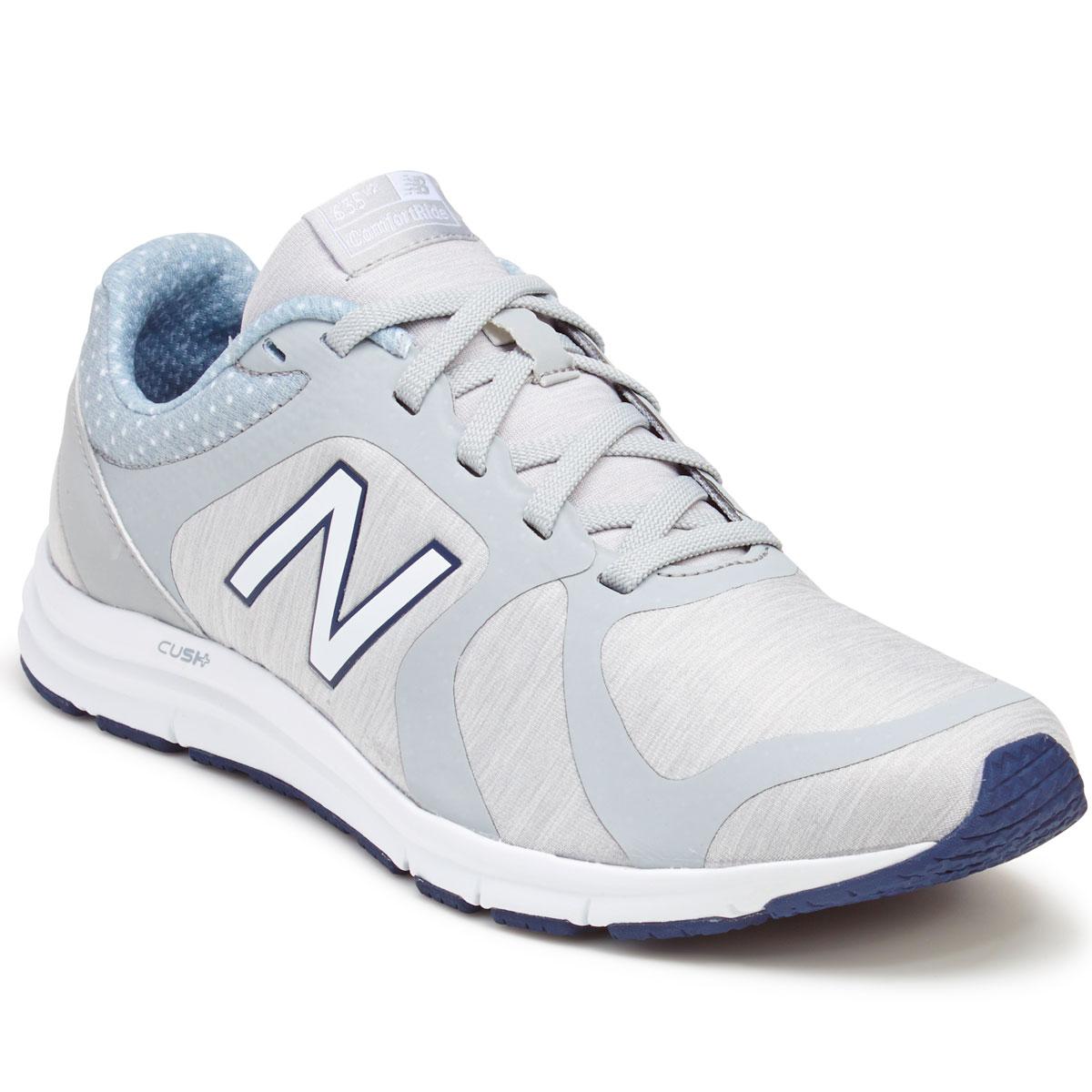 New Balance Women's 635 V2 Running Shoes - Black, 6.5
