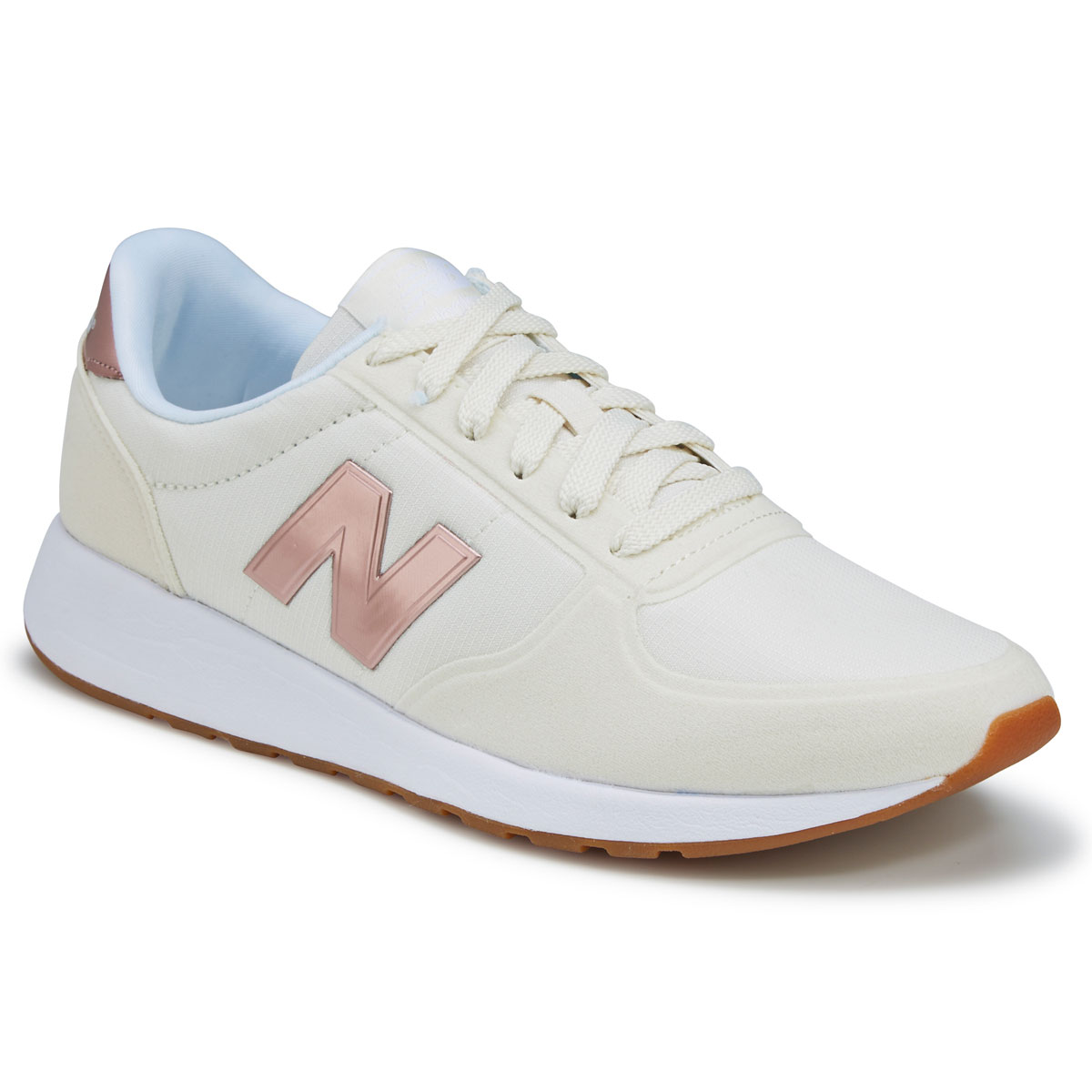 New Balance Women's 215V1 Sneakers - White, 8