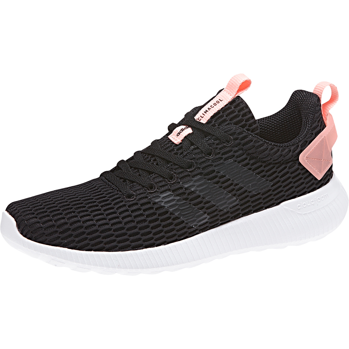 new style 7f162 9f38b ADIDAS Women's Cloudfoam Lite Racer CC Running Shoes