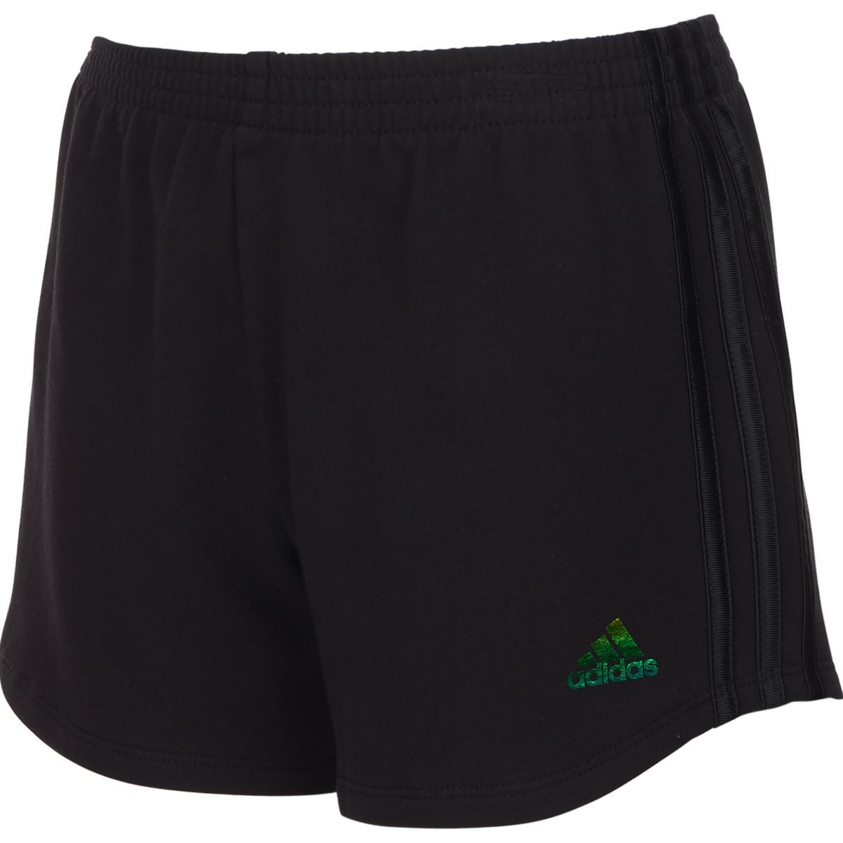 Adidas Big Girls' Sport Shorts - Black, M