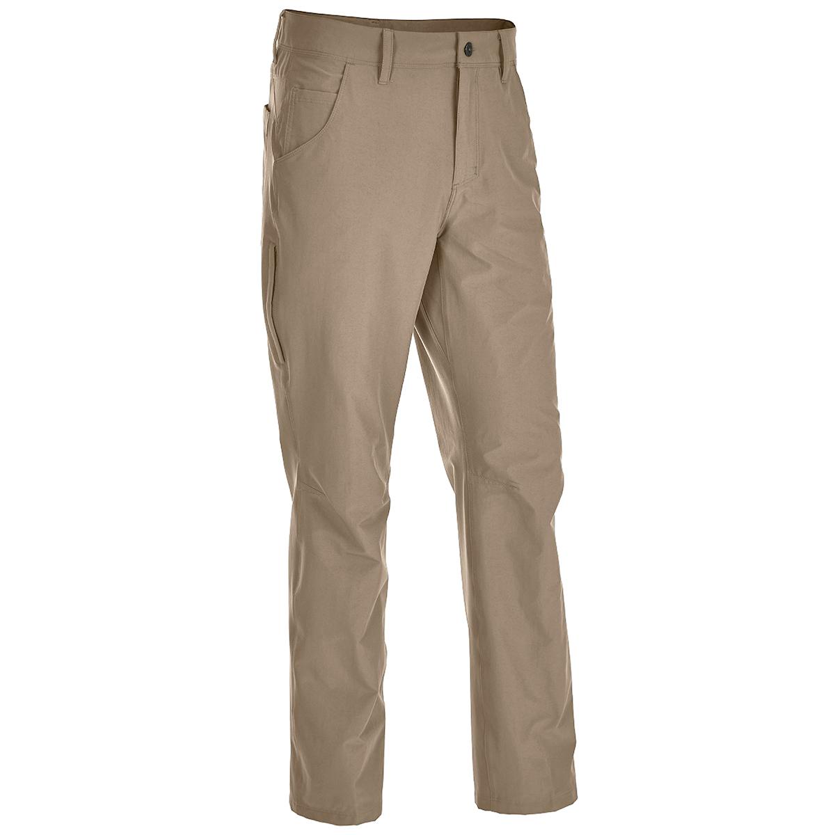 Ems Men's Go East Pants - Brown, 36/30