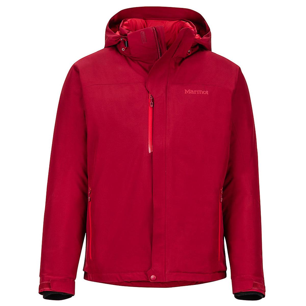 Marmot Men's Synergy Featherless Jacket - Red, XL
