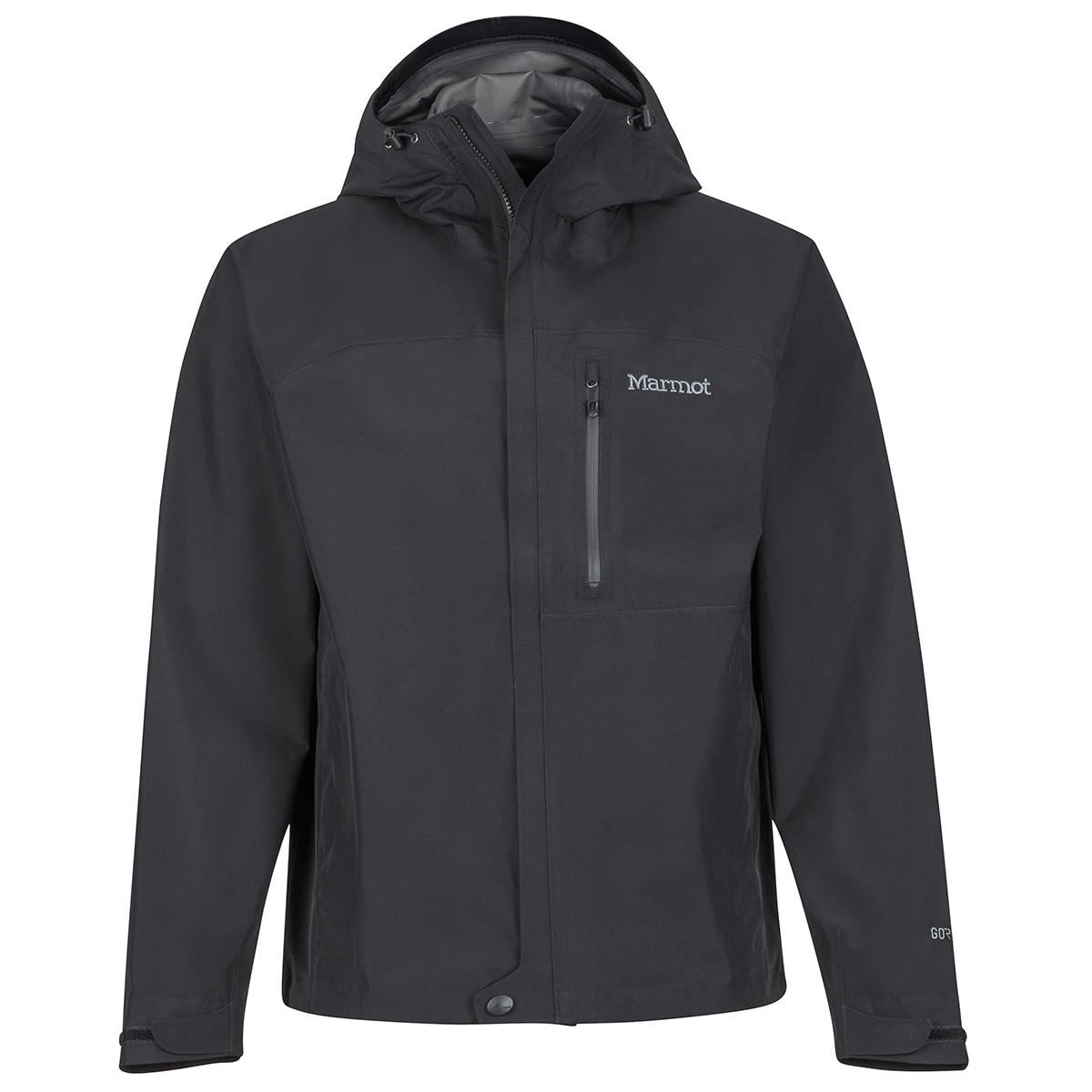 Marmot Men's Minimalist Waterproof Jacket - Black, XL