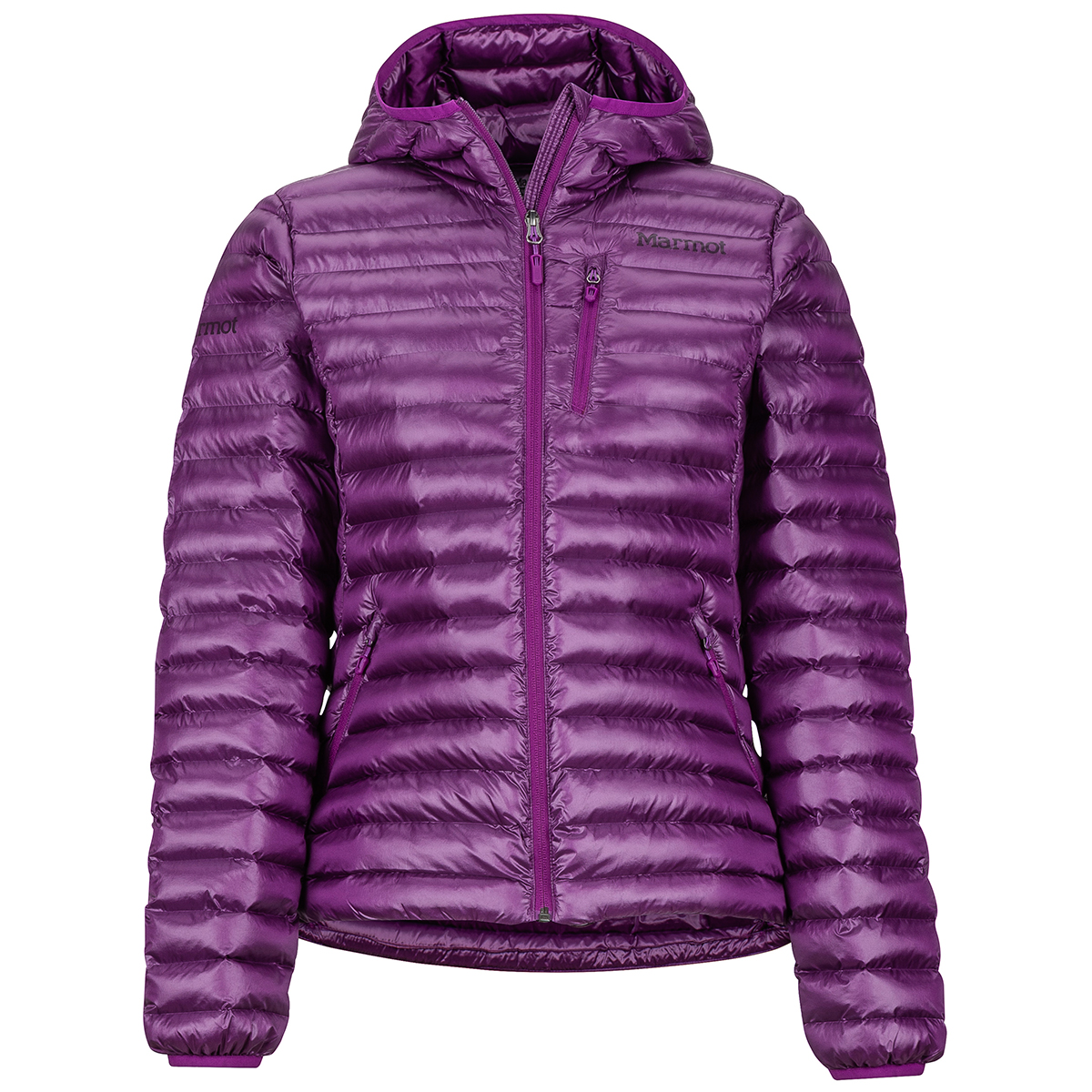 Marmot Women's Avant Featherless Hoodie - Purple, M