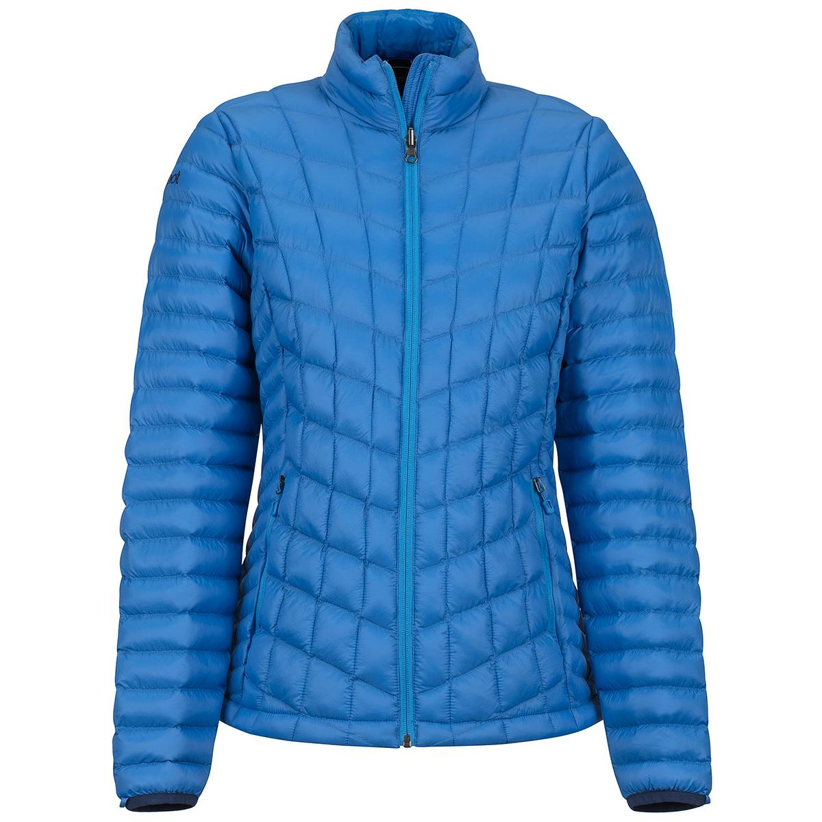 Marmot Women's Featherless Jacket - Blue, M