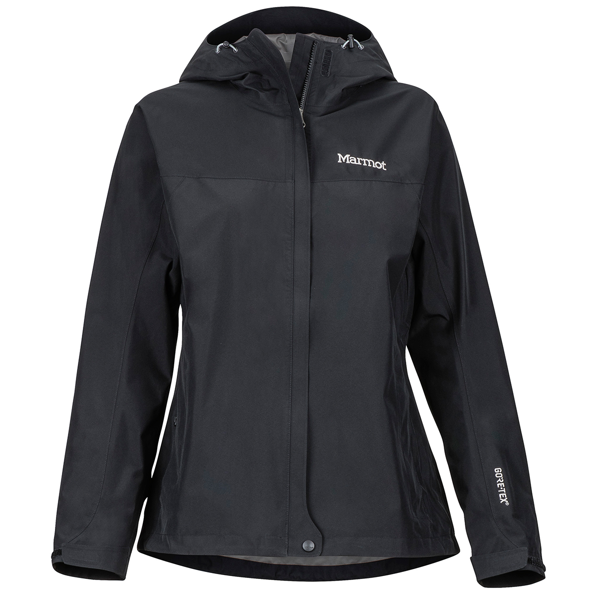 Marmot Women's Minimalist Waterproof Jacket - Black, L