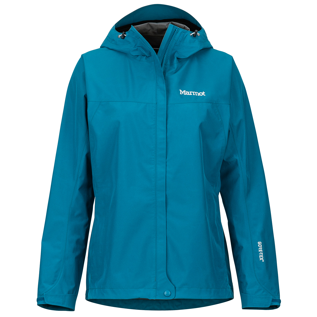 Marmot Women's Minimalist Waterproof Jacket - Blue, XS
