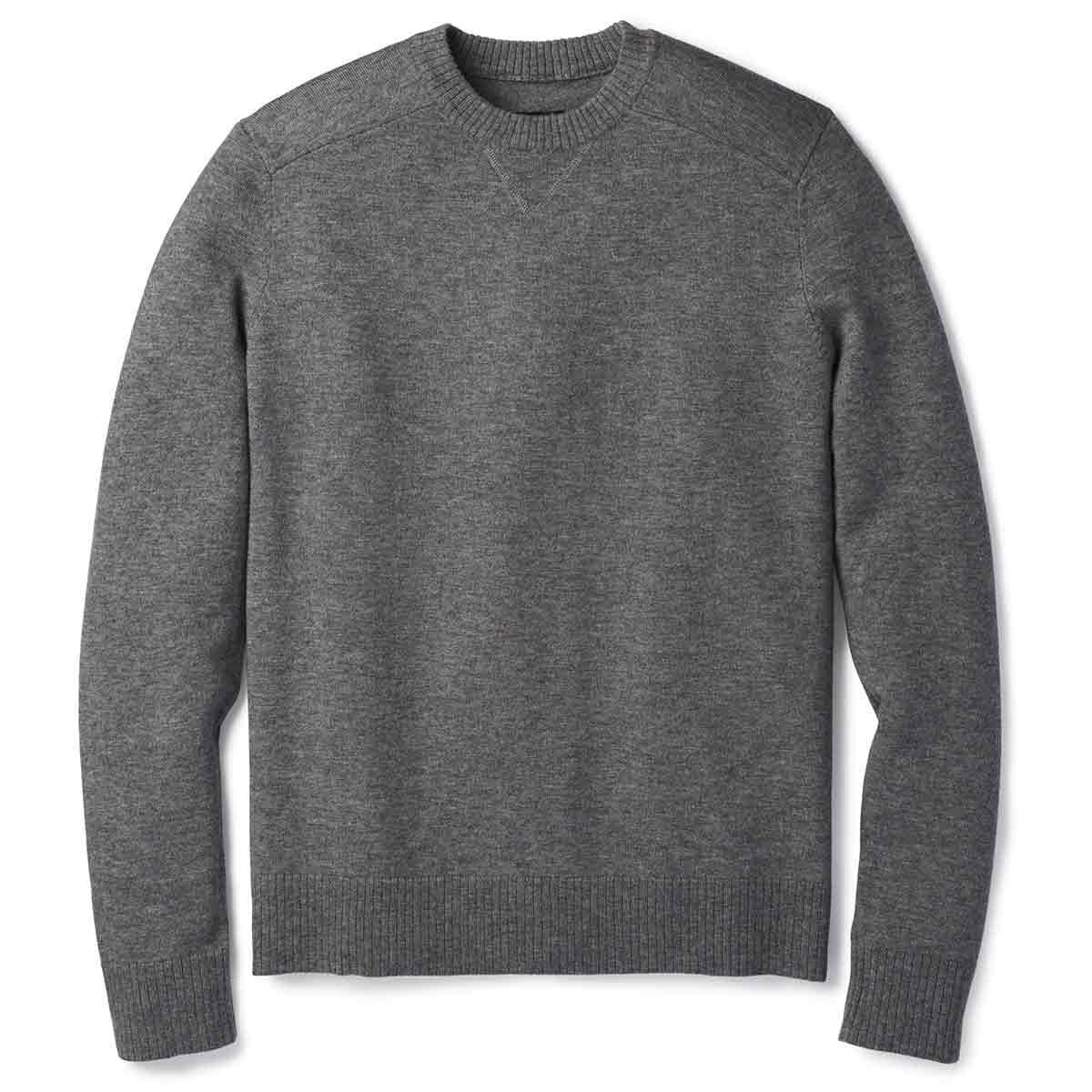 Smartwool Men's Sparwood Crew Sweater - Black, XL