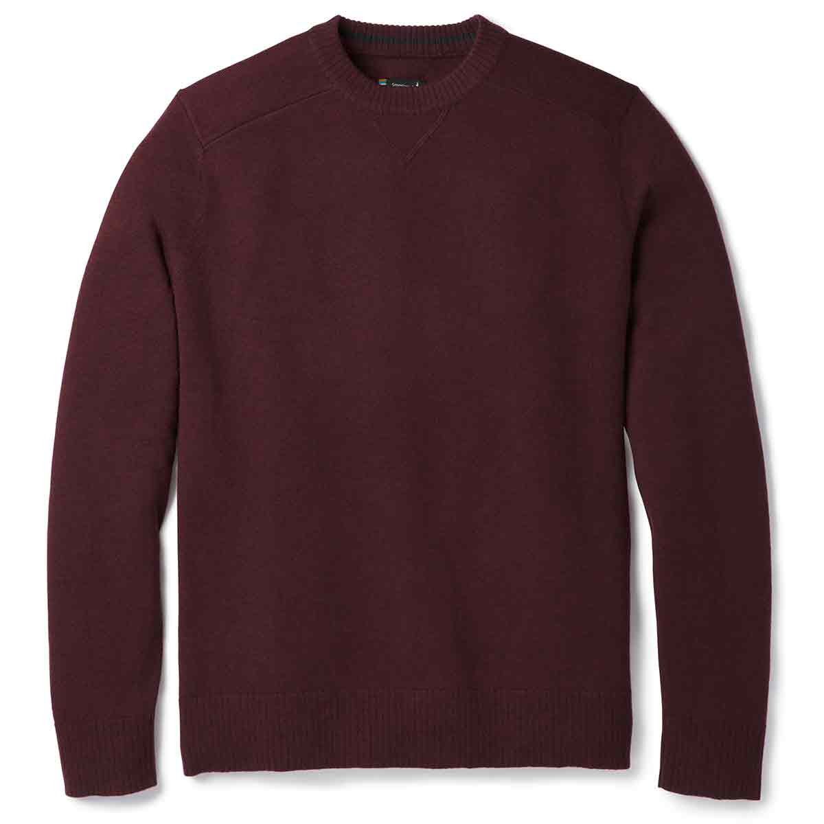 Smartwool Men's Sparwood Crew Sweater - Purple, L