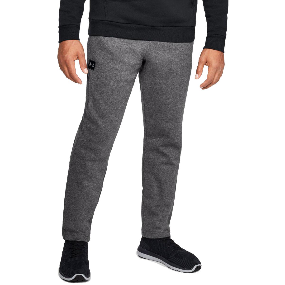 Under Armour Men's Ua Rival Fleece Pants - Black, M
